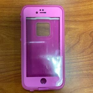 iPhone 6/6a LifeProof Case w/ extra back